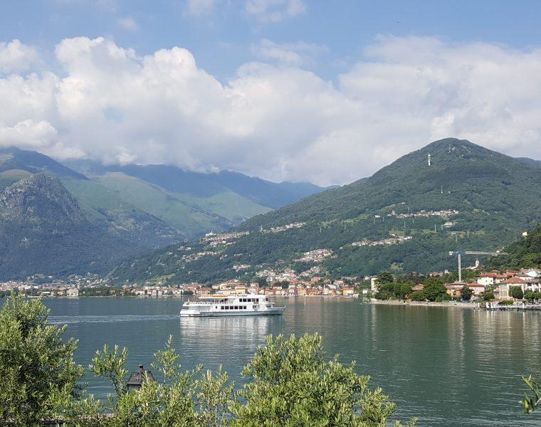 jezero Lago di como