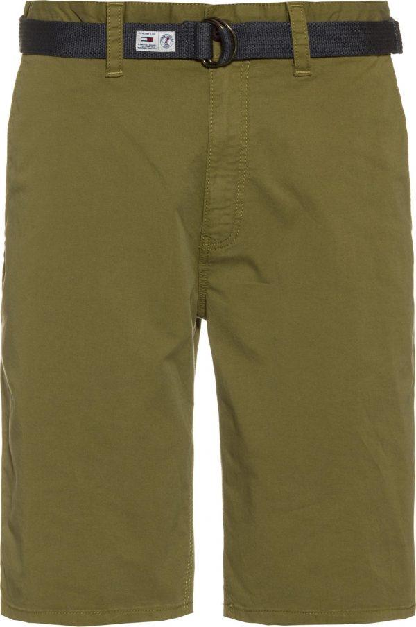 tommy-jeans-chino-kalhoty-olivova